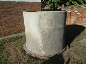Catchment tank (3)